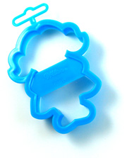 Plastic Cookie Cutter