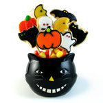 Halloween Mini Cookie Bouquet