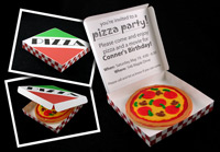 Pizza Box Template http://www.karenscookies.net/Pizza-Box-Cookie-Invitation_ep_102-1.html
